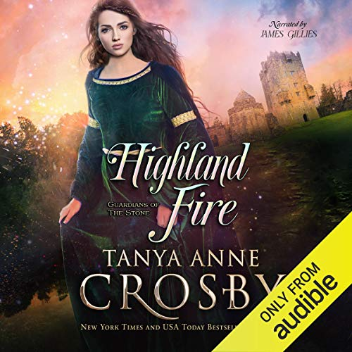 Highland Fire Audiobook By Tanya Anne Crosby cover art