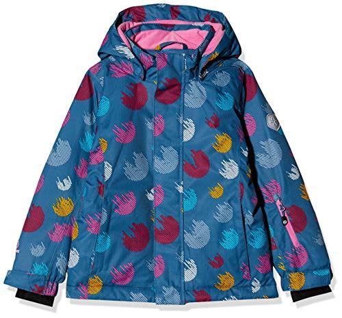 Color Kids Mädchen Padded Skijacke/Winterjacke Jacke, Rosa (Stellar 1135), (Herstellergröße: 140)