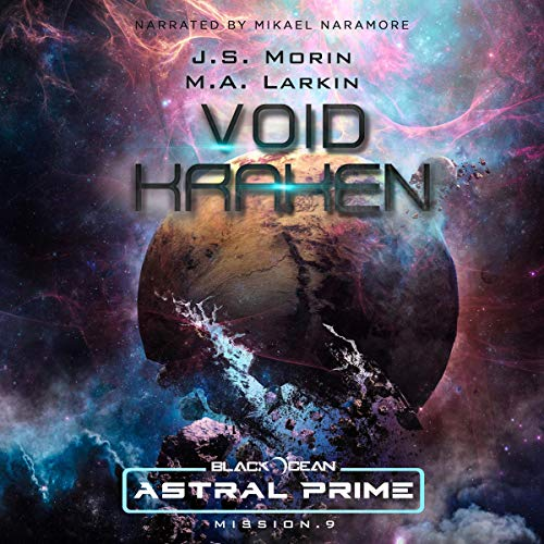 Couverture de Void Kraken: Mission 9