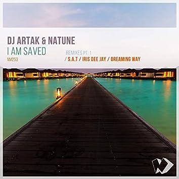 I Am Saved: Remixes, Pt. 1