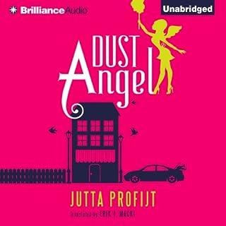 Dust Angel audiobook cover art