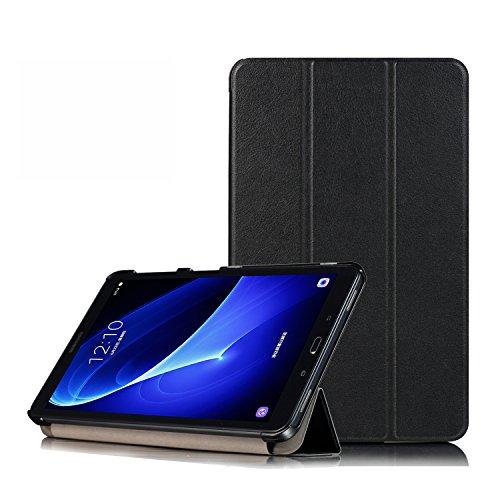 Funluna Samsung Galaxy Tab A 10.1 2016 Hülle Ultra Dünn und Leicht Schutzhülle mit Standfunktion und Auto Aufwachen/Schlaf Funktion für Samsung Galaxy Tab A 10.1 (2016) T580N / T585N Tablet