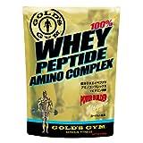 ゴールドジム(GOLD'S GYM) ホエイペプチドアミノコンプレックス ヨーグルト風味 500g
