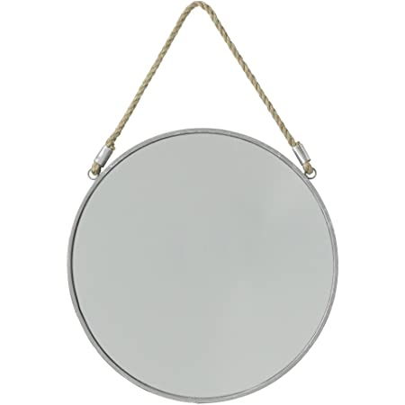 Miroir Rond avec 3 pat/ères Atmosphera