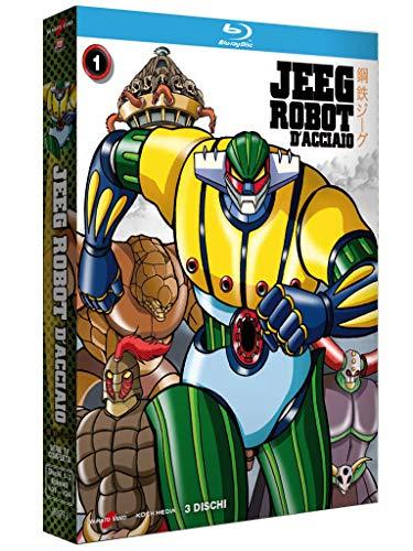 Jeeg Robot D'Acciaio-Volume 1 (Collectors Edition) (3 Blu Ray)
