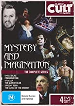 Mystery and Imagination (Complete Series - 6 Episodes) - 4-DVD Set ( Uncle Silas / Frankenstein / Dracula / The Suicide Club / Sweeney Todd / Curse of [ NON-USA FORMAT, PAL, Reg.0 Import - Australia ]