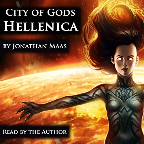 City of Gods: Hellenica audiobook cover art
