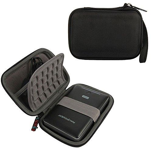 Khanka Hart Tasche Schutzhülle Für WD Western Digital Elements Portable externe Festplatte 500G 750G 1TB 1.5TB 2TB 3TB 4TB 5TB- USB 3.0 Etui Case.