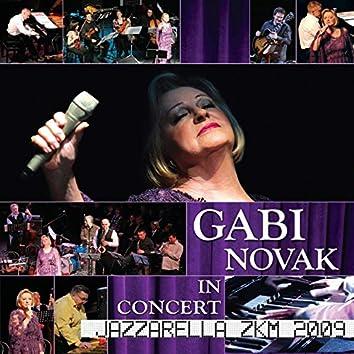 Gabi novak in concert jazzarella ZKM 2009 (Live)