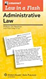 Image of Administrative Law Liaf (Law in a Flash)