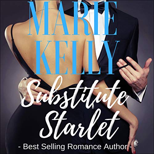 Substitute Starlet audiobook cover art
