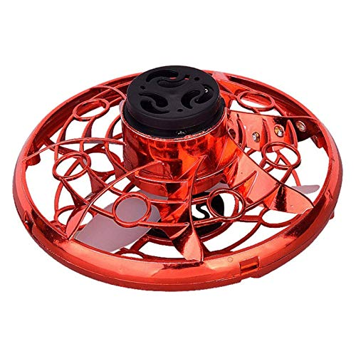 N-B UFO Fingertip Top Aircraft Neutral Plastic Flying Helicopter Mini Drone RC Drone Aviones Juguete Niños