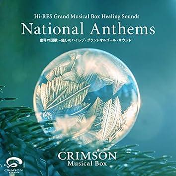 National Anthems Hi-RES Grand Musical Box Healing Sounds