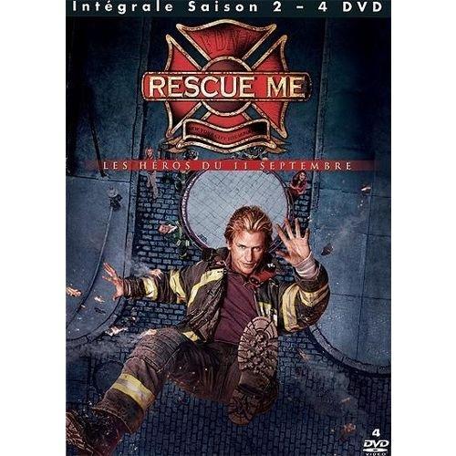 Rescue Me : L'intégrale saison 2 - Coffret 4 DVD
