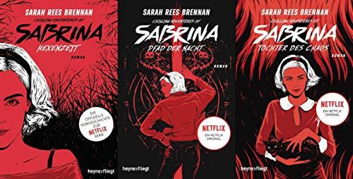 Chilling Adventures of Sabrina 1-3: Eine exklusive Geschichte zur Netflix-Serie + 1 exklusives Postkartenset