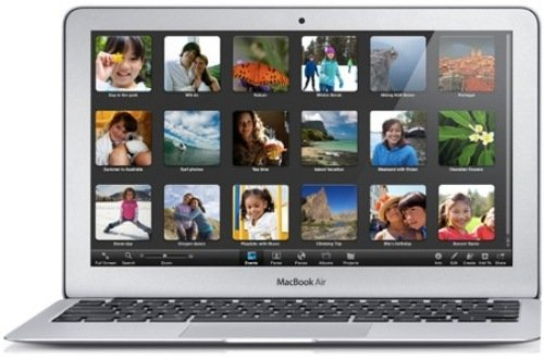 "Apple MacBook Air 1.4GHz Core 2 Duo/11.6""/2G/64G/802.11n/BT/Mini DisplayPort MC505J/A(-)"