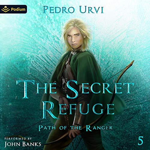 The Secret Refuge cover art