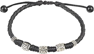 Best ankle bracelet leather Reviews