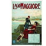 Zplbdw Lago Maggiore Travel Italy Landschaftsansicht