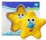 VIDOO Bagno Giocattoli Bagno Starfish Acqua Spray novità Classic Hobby...