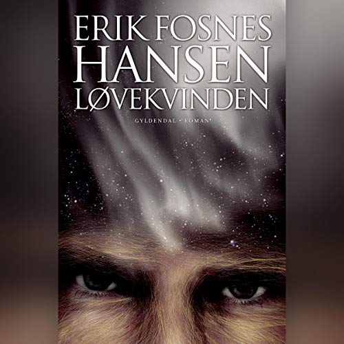 Løvekvinden audiobook cover art