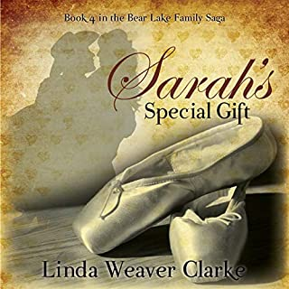 Sarah's Special Gift audiobook cover art