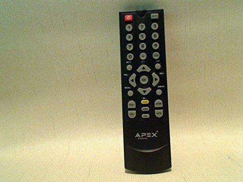 APEX DT150 DT250 DT250A DT502A DT502 Digital TV Tuner Converter Box Remote
