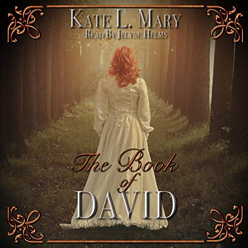 The Book of David audiobook cover art
