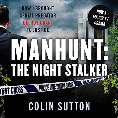 Manhunt: The Night Stalker cover art