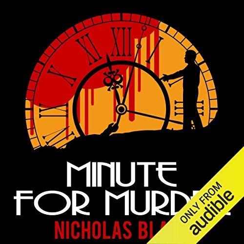 Minute for Murder cover art