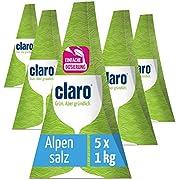claro Öko Spülmaschinensalz 5 x 1kg Dosierpyramide