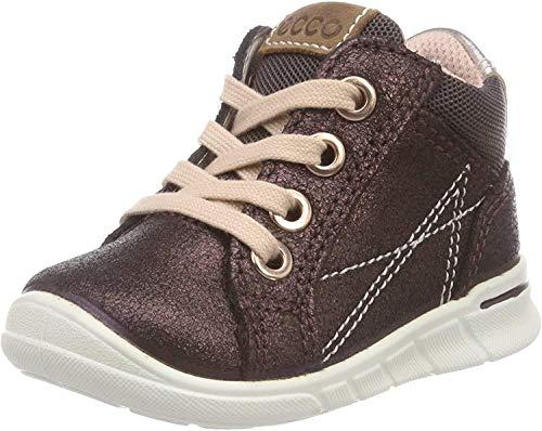 ECCO Mädchen First Sneaker, Braun (Shale 1576), 26 EU