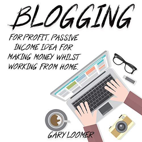 Couverture de Blogging