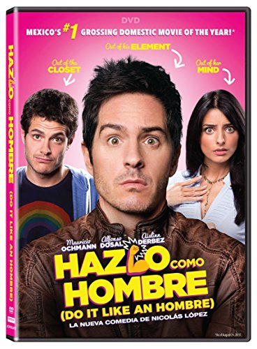 """Hazlo Como Hombre """"Do It Like An Hombre"""" [DVD]"""