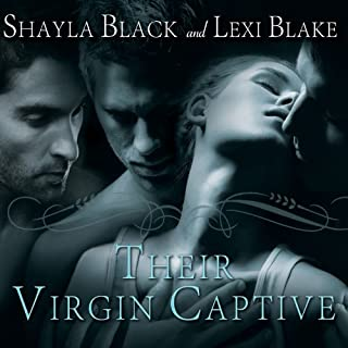 Their Virgin Captive audiobook cover art