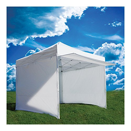 Z-Shade Commercial Shelter - 10' x 10' x 10.3
