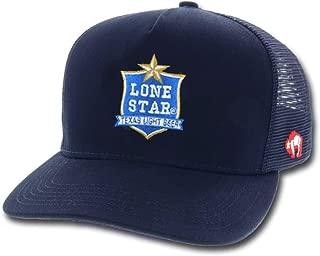 HOOey Lone Star Beer Patch Adjustable Snapback Hat