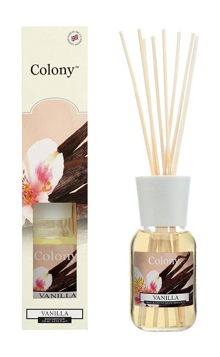 Colony HomeScents Series リードディフューザー 120ml バニラ CNCH2211
