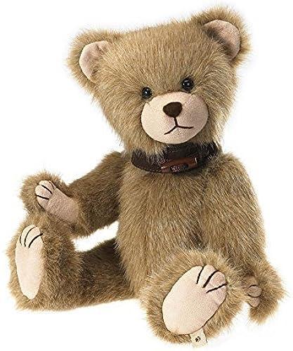 Boyds Bears Plush Bryce Mc Suede Heirloom Collection - Plush 12.00 IN by Boyds Bear Collection