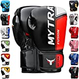 Mytra Fusion Boxing Gloves Synthetic Leather...