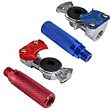KOOTANS Service and Emergency Glad Hands and Anodized Aluminum Glad Handle Set