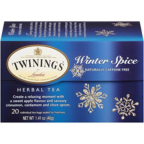 Herbal Tea Beverages