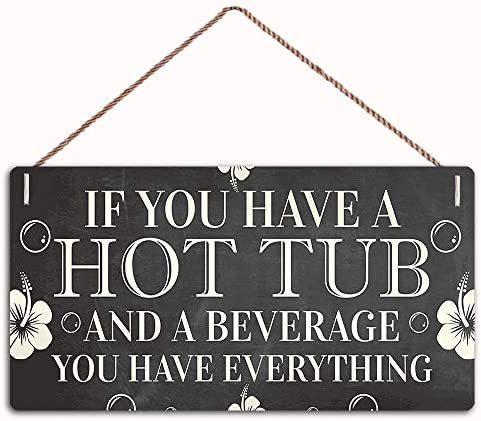 Top 10 Best hot tub wall decor Reviews