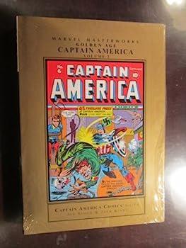 Marvel Masterworks: Golden Age Captain America, Vol. 2 - Book #99 of the Marvel Masterworks