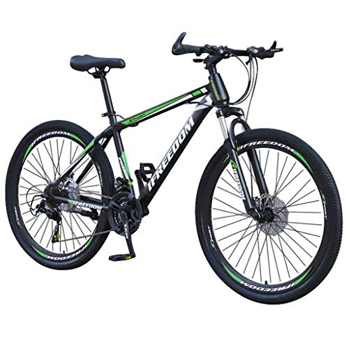 SHOBDW 26 Inch 21-Speed Mountain Bike Bicycle Adult Student...