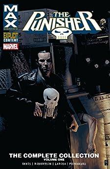 Punisher Max: The Complete Collection Vol. 1 (The Punisher (2004-2009)) by [Garth Ennis, Tim Bradstreet, Darick Robertson, Lewis Larosa, Leandro Fernandez]