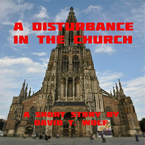 A Disturbance in the Church audiobook cover art