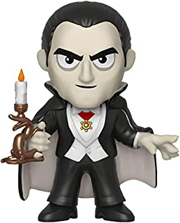 Funko Dracula Holding a Candle Mystery Minis Vinyl Figure & 1 Compatible Graphic Protector Bundle (40813 - BK)