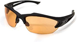 Acid Gambit 2 Lens Kit Matte Black Frame/Clear Vapor Shield, Tiger's Eye Vapor Shield Lenses