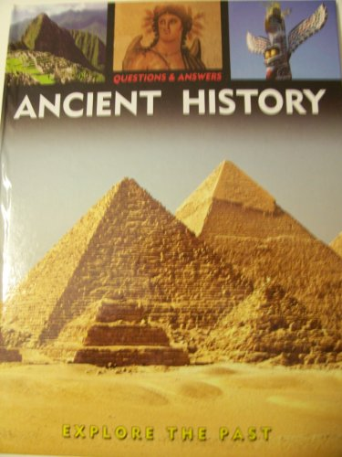 Capella Questions & Answers Educational Hardcover Books ~ Ancient History